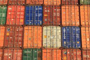 Доставка товаров контейнерами
