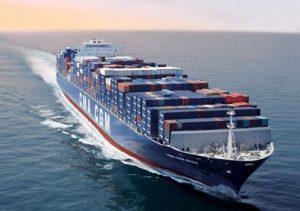 Грузоперевозки в Россию морским транспортом