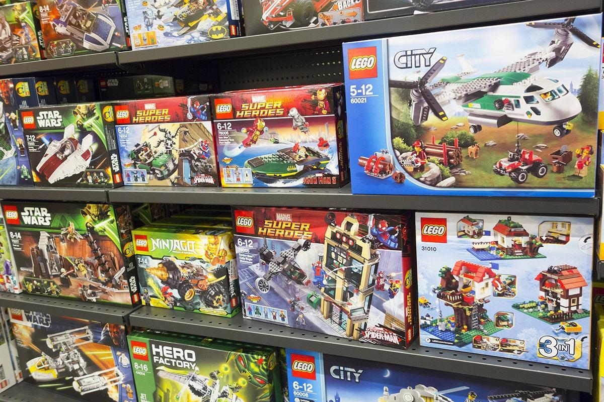 Импорт Лего и его аналогов из Китая на контракт поставщика