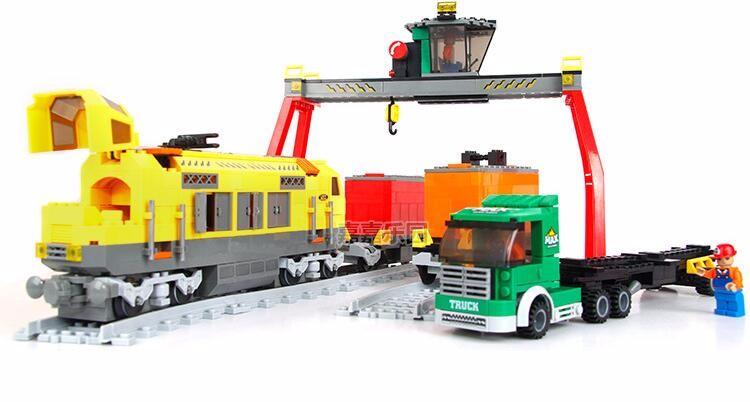 Импорт оптовых партий погрузочных игрушек Лего